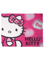 HELLO KITTY FLIS ODEJA Pink